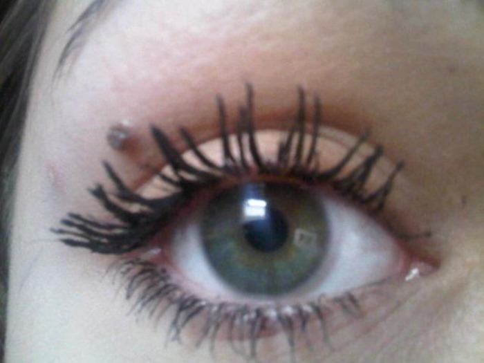 Rimmel Scandal eyes mascara review photos