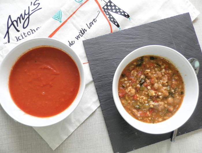 Amy Kitchen Soup Reviews