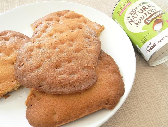 Baking with Nativia Natural Sweetner