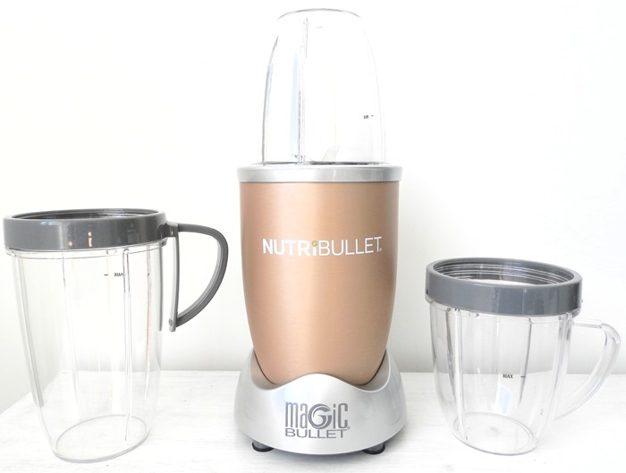 Nutribullet Limted Edition Gold Review (2)