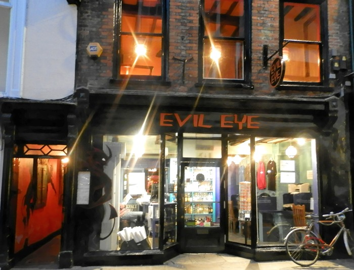 Evil Eye York (2)