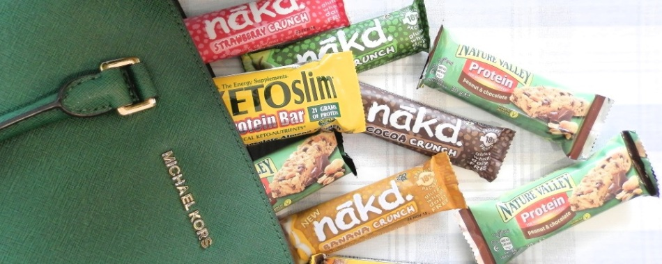 Spring snacking healthy snack bars cover