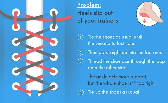 how to tie your running trainers laces-4