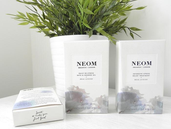 Neom Instanly De-Stress Range Review (2)