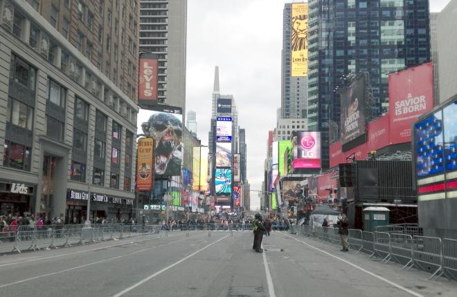 New York - day 16