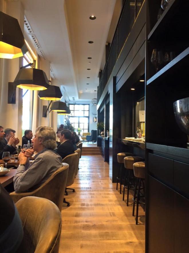 informal restaurant barcelona 1